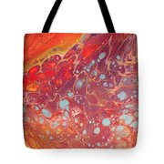 Purple Fire - 11 X 14 Canvas,$250 Tote Bag
