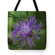 Purple Flower 8 Tote Bag