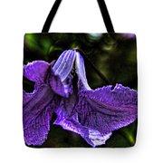 Purple Flower II Tote Bag