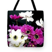 Purple Flowerspurple Flowers Tote Bag