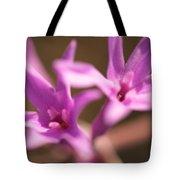 Purple Garlic Tote Bag