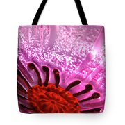 Purple Haze Tote Bag
