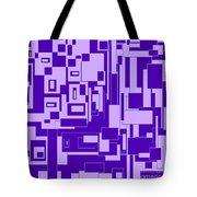 Purple Hues Tote Bag