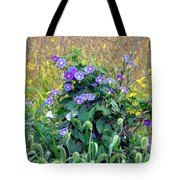 Purple In The Morning Tote Bag