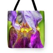 Purple Iris 2018 Tote Bag