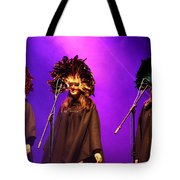 Purple Ladies Tote Bag