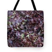Purple Lettuce   Corsica Tote Bag