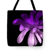 Purple Magnolia 2 Tote Bag