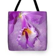 Purple Mist Orchid Tote Bag