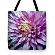 Purple Mum Tote Bag