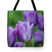 Purple Ones Tote Bag