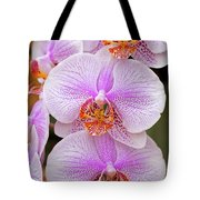 Purple Orchid 1 Tote Bag