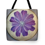 Purple Paradise Tote Bag