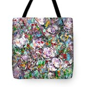 Purple Passions Tote Bag