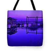 Purple Perspectives Tote Bag