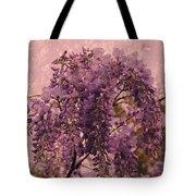Purple Pleasures Tote Bag