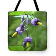 Purple Power Tote Bag