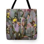 Purple Prickly Pear 1 Tote Bag
