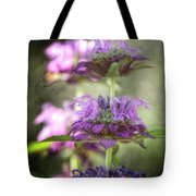 Purple Promises Tote Bag