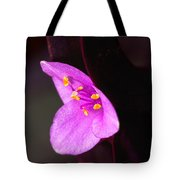 Purple Queen Tote Bag