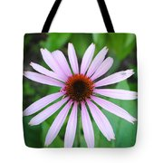 Purple Rays Tote Bag