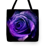 Purple Role Tote Bag