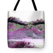 Purple Sensation Tote Bag