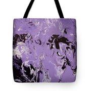 Purple Series No. 3 Tote Bag