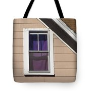 Purple Shade Composition Tote Bag