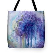 Purple Sofness Tote Bag