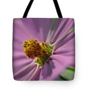 Purple Soft Petals Tote Bag