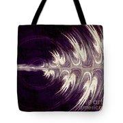 Purple Splendor Tote Bag