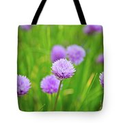 Purple Spring 14 Tote Bag