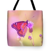 Purple Touch Tote Bag