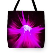 Purple Universe Tote Bag