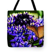 Purple World Tote Bag