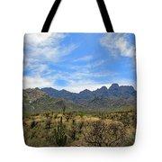 Pusch Ridge 4 Tote Bag