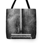 Push Broom Tote Bag