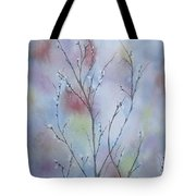 Pussywillows Tote Bag