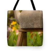 Put The Kettle On Tote Bag