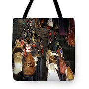 Put Your Shoes ... Tote Bag