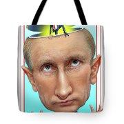 Putin 2016 Tote Bag