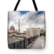 Putra Mosque Tote Bag