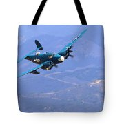 Pv-2 Harpoon At Salinas Tote Bag