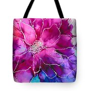 Powerfully Pink Tote Bag