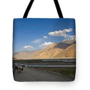 Pyandzh Valley Tote Bag