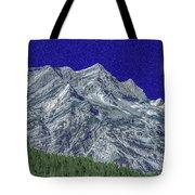 Pyrenees Astazous Mountain Tote Bag