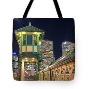 Pyrmont Bridge Tote Bag