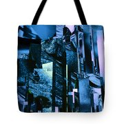 Q-city Six Tote Bag