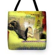 Andalucia Fever Tote Bag